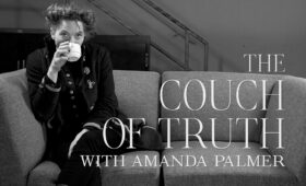 The Couch of Truth with Amanda Palmer